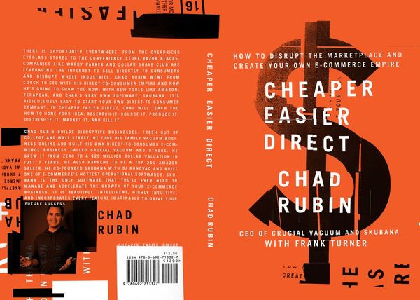Cheaper Easier Direct by Chad Rubin