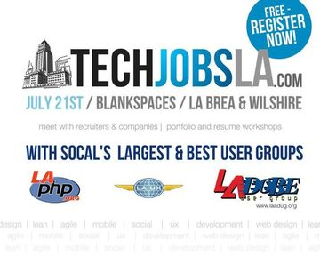 TechJobsLA Job Fair