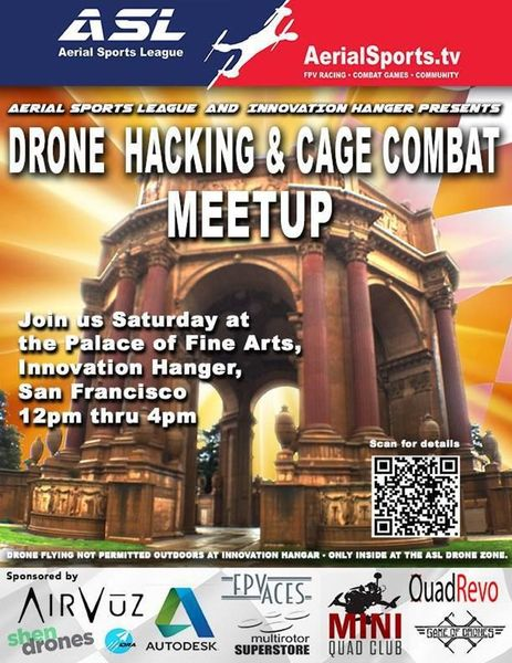 Art Calendar San Francisco : Drone games open house palace of fine arts aerial