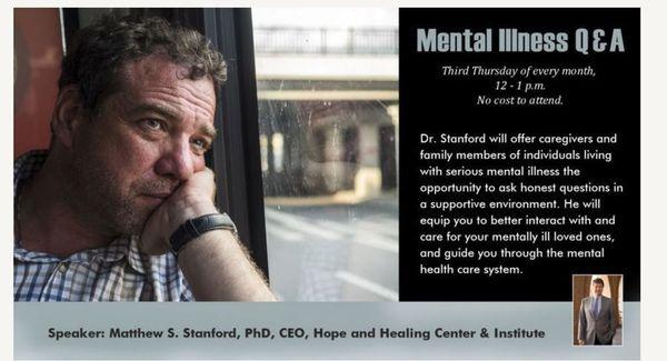 Mental Health Q & A