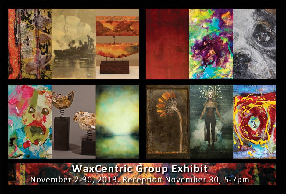 WaxCentric Member Exhibit at SCCAC