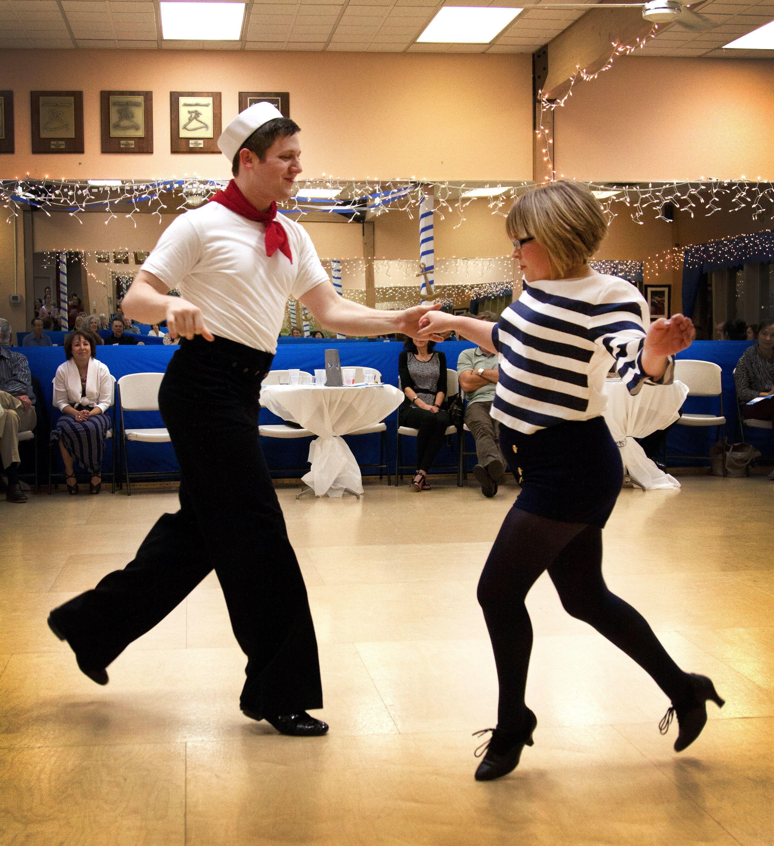 Swinging dancing seattle wa