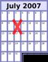 ~ D.O.G. House Calendar ~