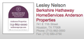 Lesley Nelson Homes
