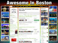 Awesome In Boston