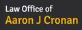 Aaron Cronan Law