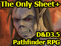 The Only Sheet+ (TOS+)