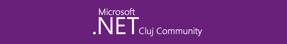 .NET Cluj Community